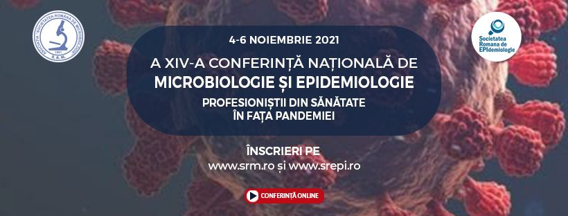 A XIV-a Conferință Națională de Microbiologie și Epidemiologie